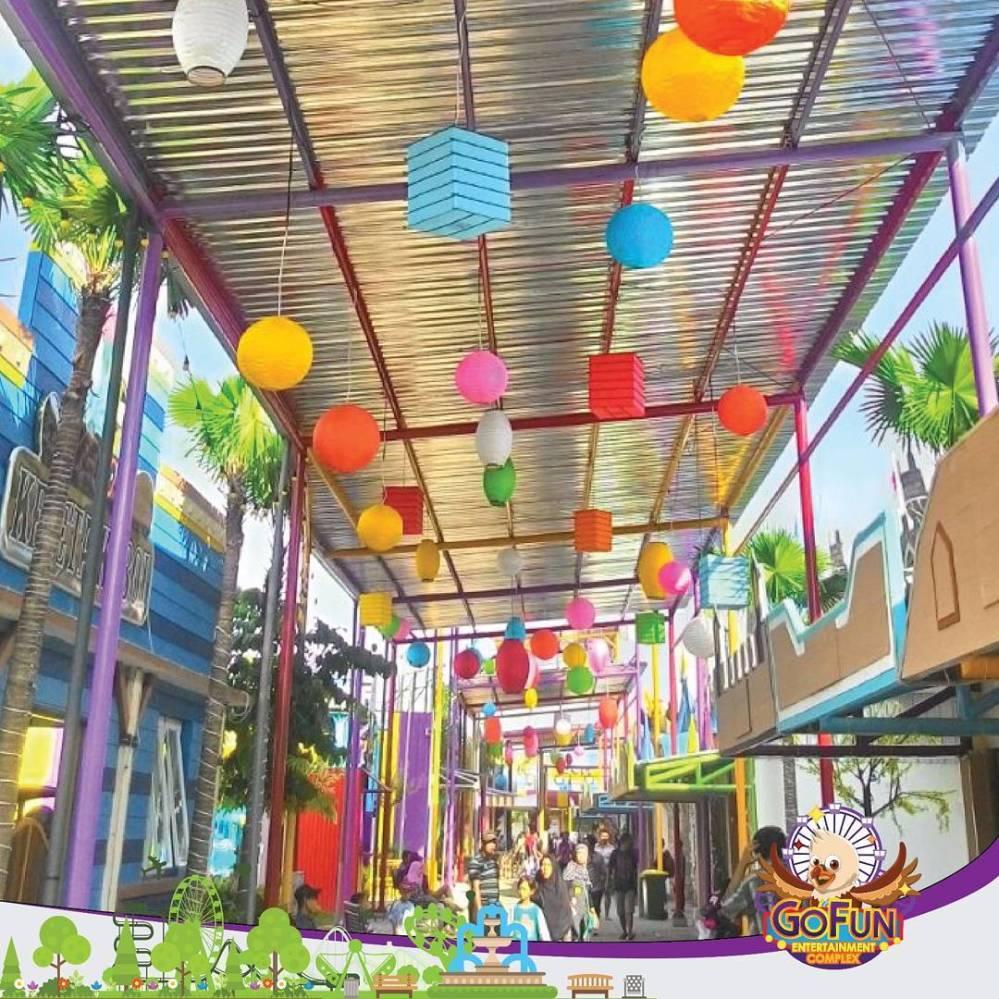 Harga Tiket Go Fun Bojonegoro Theme Park Terbaru